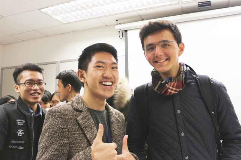 William Xue gmat hk